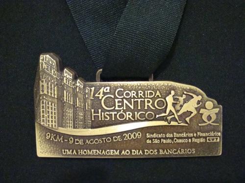 09/08/2009 - XIV Corrida Corpore Centro Histórico - 9 km