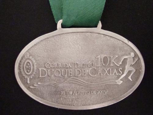 23/08/2009 - VII Corrida Troféu Duque de Caxias - 10 km