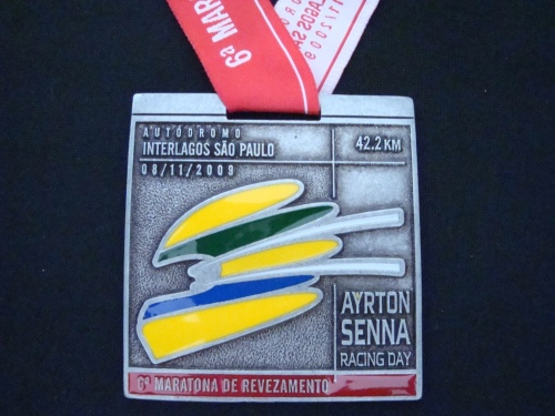 08/11/2009 - VI Ayrton Senna Racing Day - 10,55 km